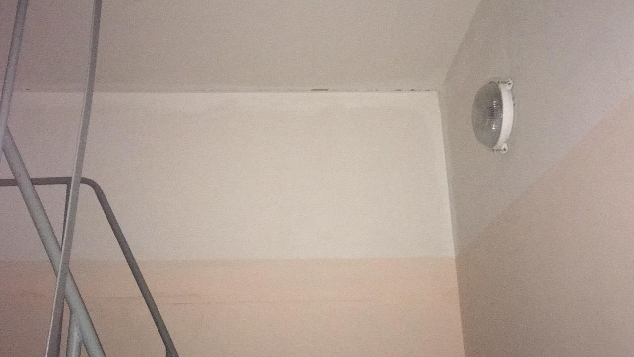 4П тех этаж - нет света