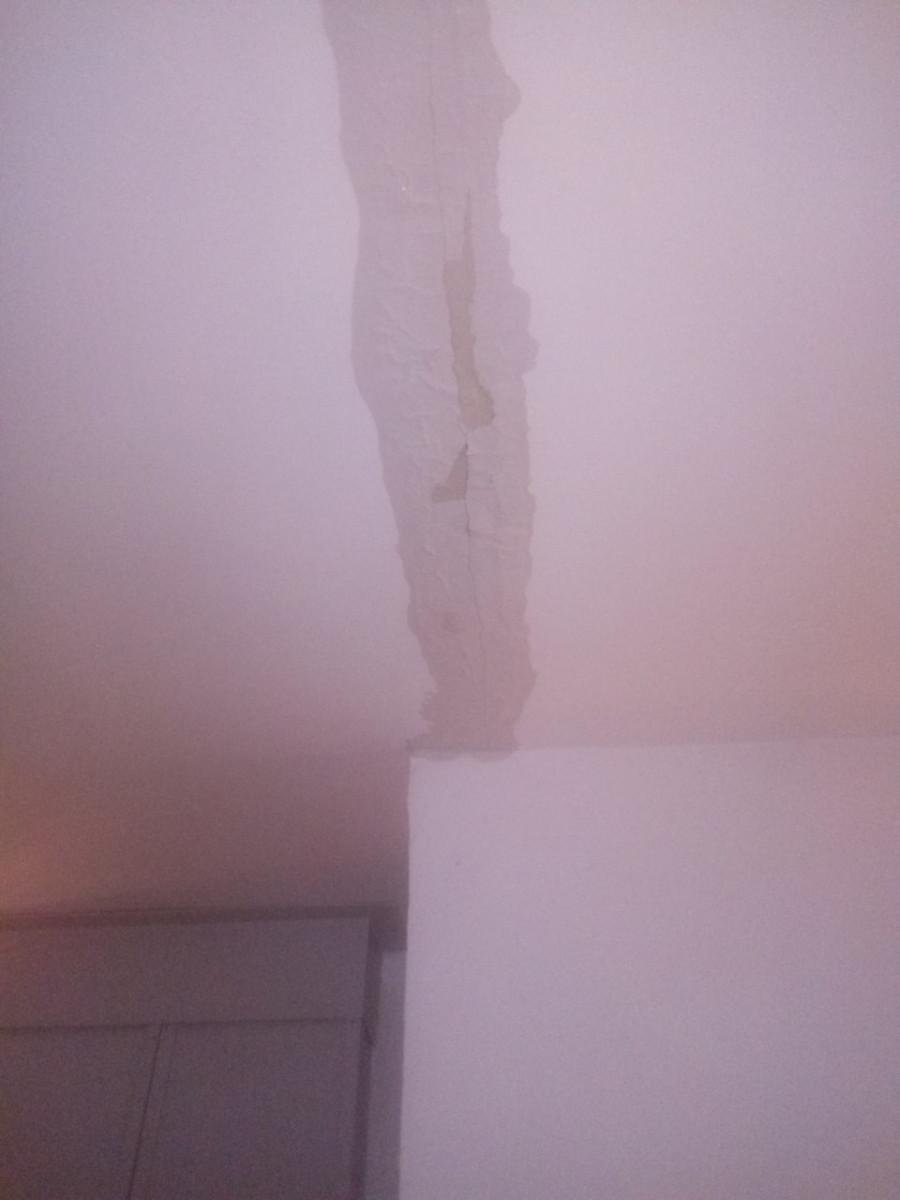 Протекание потолка